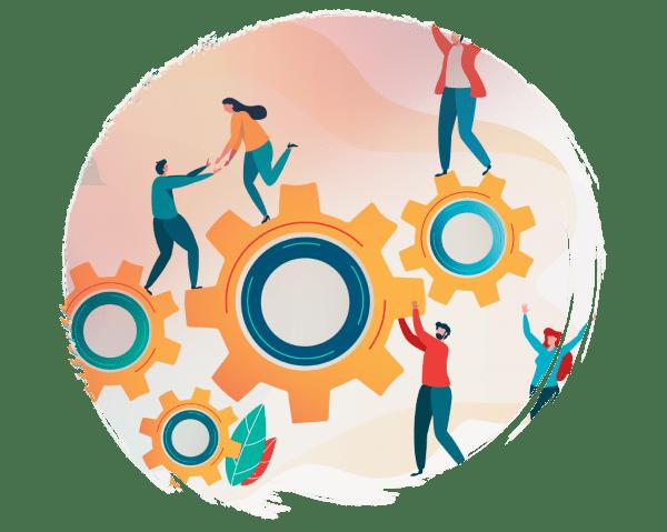 le teambuilding est un moyen puissant pour développer l'esprit de cohésion